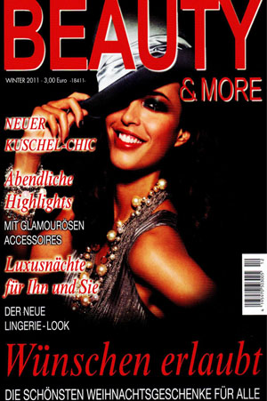 Magazin Beauty More Dezember 2011