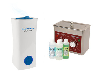 Ultrasonic Cleaners & emmi® Humidifier